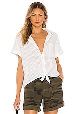 Sanctuary Summer Shirt in White