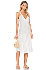 SAM&LAVI Beca Dress in White