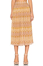 Quinn Skirt in Goldi