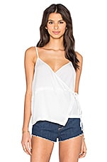 Tally Top en White Brady