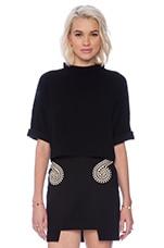 Sass & Bide Airfreight Sweater in Black