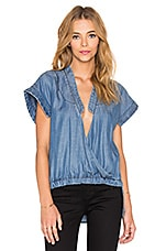 Love & Revolution Top en Jeans