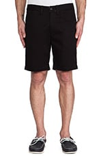 Tommy Chino Short in Black