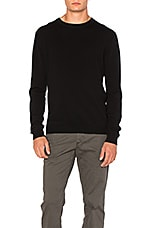 Everyday Classic Sweater in Black