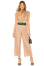 SAYLOR Mayra Jumpsuit in Rose Gold