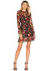 SAYLOR Allyson Dress in Multi