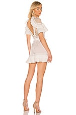 SAYLOR Luka Dress in White