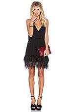 SAYLOR Fey Dress in Black