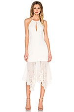 SAYLOR Ali Dress in Creme