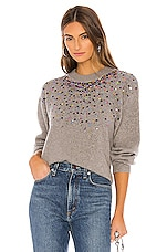 SAYLOR Isadora Pullover in Gray