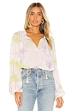 SAYLOR Mildred Blouse in Multi