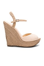 Mable Wedge in Oyster
