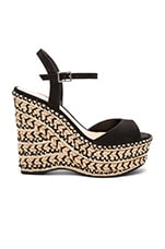 Veridiane Wedge in Black