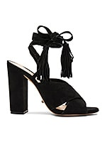 Damila Heel in Black