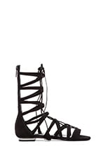 Billa Sandal in Black