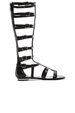 Schutz Cyby Sandal in Black