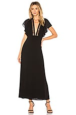 STONE_COLD_FOX Evelyn Dress in Black