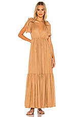 Sundress Fanya Maxi Dress in Saint Barth Canyon