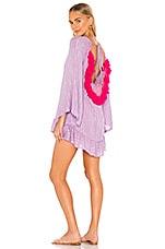 Sundress Indiana Dress in Roma Lavender & Fuchsia
