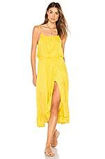 Sundress Angelique Dress in Precieuse Yellow