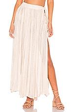 Sundress Paulette Skirt in Petra Sand