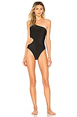 Seafolly Monroe One Piece in Black