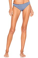 Seafolly Radiance Reversible Bottom in Colour Block