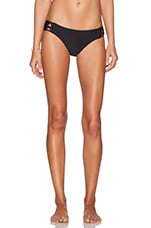 Costa Maya Hipster Bikini Bottom in Black