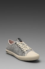x Todd Snyder Army Issue Low Top in Grey Jersey