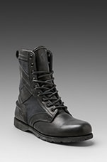 x Linking Park Jungle Boot in Black