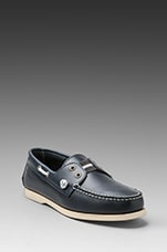 Wharf Slip-On in Navy
