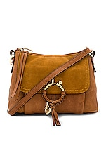 See By Chloe Joan Shoulder Bag in Caramel