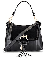 See By Chloe Joan Small Shoulder Bag in Black
