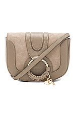 See By Chloe Hana Mini Crossbody Bag in Motty Grey