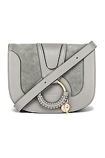See By Chloe Small Hana Crossbody in Skylight