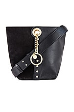 See By Chloe Gaia Small Tote in Black