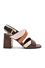 Strappy Heel in Multi