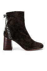 See By Chloe Howl Stitch Bootie in Graphite