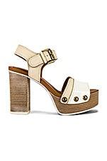 See By Chloe Saya Platform Heel in Bianco