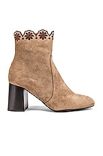 See By Chloe Kristy Bootie in Taupe