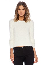 Quinn Sweater in Off White