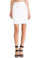 Tyler Skirt in White