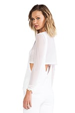 Tallulah Top in White