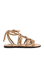 Freya Sandal in Toffee