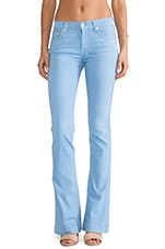 Slim Trouser in Light Weight Blue Denim
