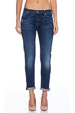 7 For All Mankind Josefina in Monarch Blue