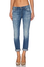 Jean Josefina en Bright Light Broken Twill