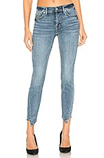 7 For All Mankind Ankle Skinny in B(air) Authentic Fortune