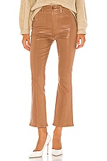 7 For All Mankind High Waist Slim Kick in Penny