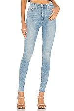 7 For All Mankind The High Waist Skinny in Melrose